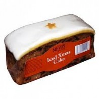 Traditional Christmas Cake (small 400g)