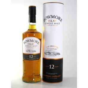 Bowmore 12yr old single malt