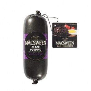 Macsween Traditional Black Pudding (454g)