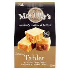 Mrs Tilly's Tablet 150g