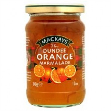 Luxury Scottish orange marmalade 300g