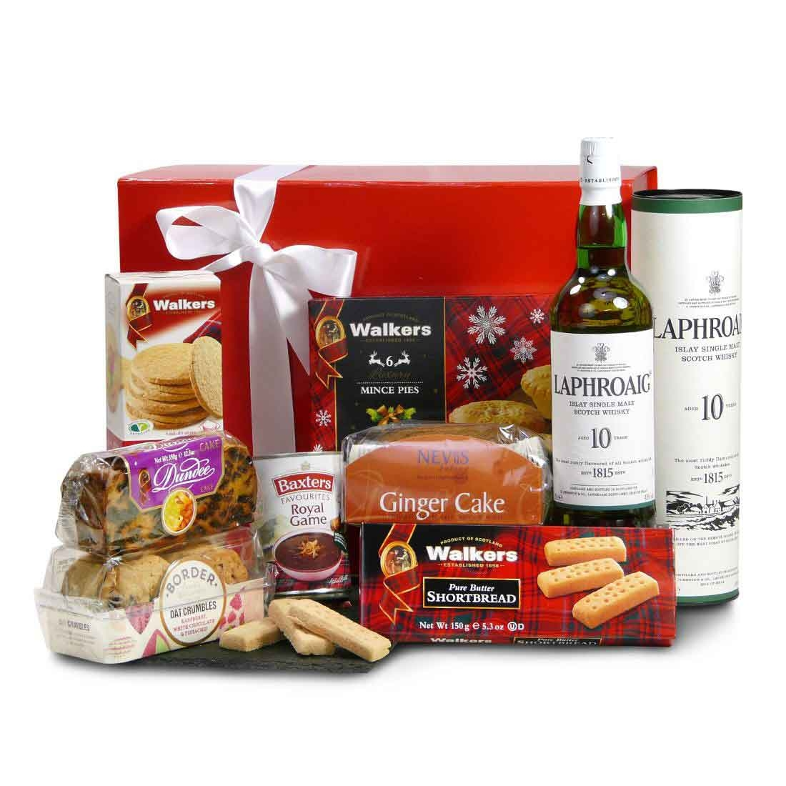 Whisky Hampers