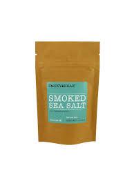 Hebridean Peat Smoked Sea Salt