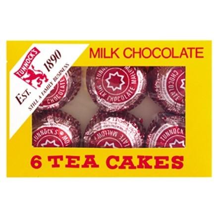 Tunnock S Tea Cakes