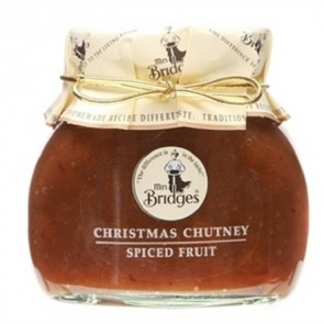 Mrs Bridges Christmas Chutney