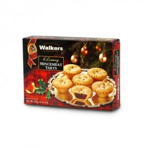 Walkers Mincemeat Tarts