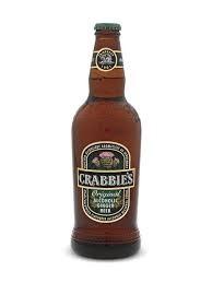 Crabbies Ginger Beer