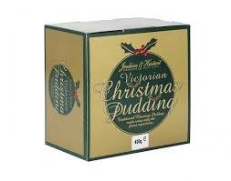 Tilquhillie Scottish Christmas pudding