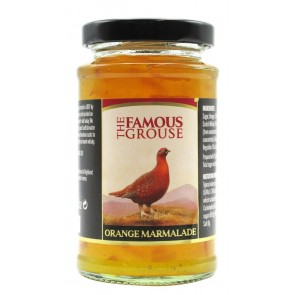 Famous Grouse whisky marmalade
