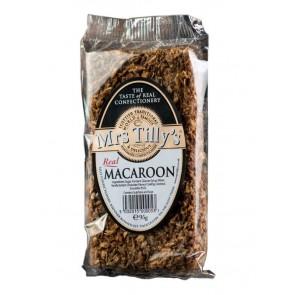 Mrs Tilly's Luxury Vanilla Macaroon - 90g bar