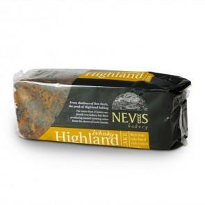 Nevis Whisky Cake