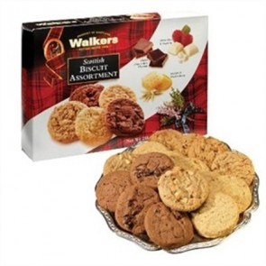 Walkers Scottish Biscuits Selection
